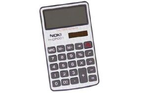 CALCULATOR NOKI H-CP001